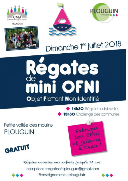 affiche regate mini ofnis